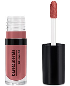 Receive a FREE Gen Nude™ Patent Lip Lacquer with any $35 purchase