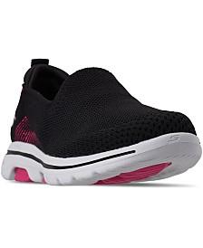 Skechers Women's GOWalk 5 Prized Walking Sneakers from Finish Line