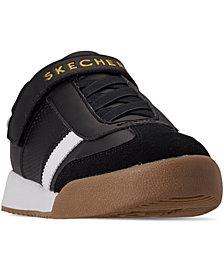 Skechers Little Boys Zinger Retrostrike Casual Sneakers from Finish Line