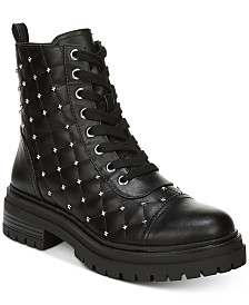 Circus by Sam Edelman Goodwin Studded Combat Boots