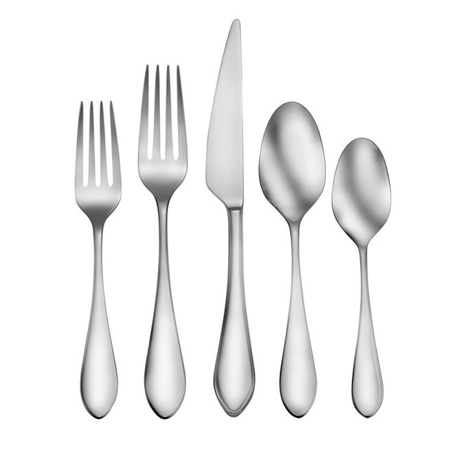 Craft Kitchen Kailey 20-PC Flatware Set, Service for 4