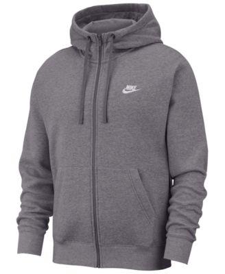 Nike Sportswear Full Zip Mens Hoodie Jacket Blue Multi Size Casual Pullover Top