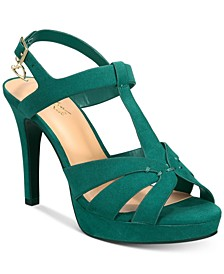 Verrda Platform Dress Sandals, Created for Macy's