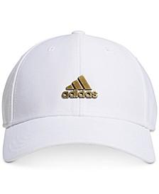 Men's Stadium Stretch-Fit Metal-Logo Hat