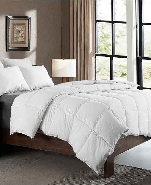 Cheer Collection  Luxury All Season Down Alternative Full/Queen Comforter