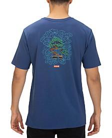 Hurley Men's Machado Bonsai Graphic T-Shirt