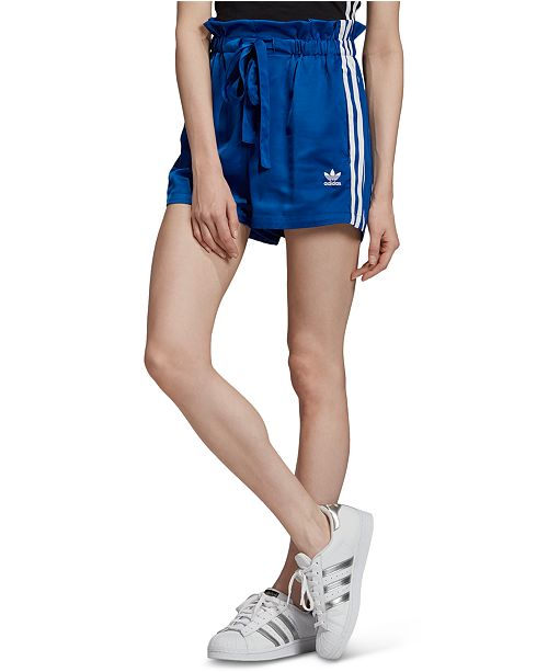adidas Bellista Satin Shorts