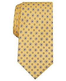 Club Room Men's Classic Neat Silk Tie, Created for Macy's