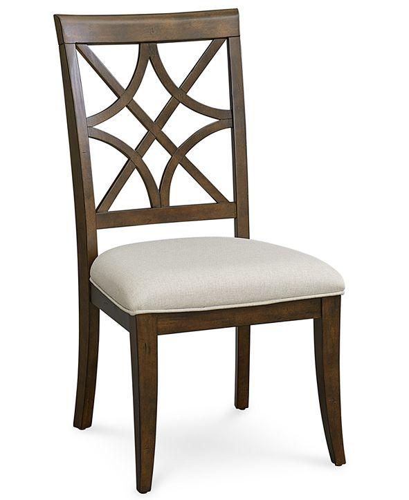 Furniture Trisha Yearwood Trisha Side Chair