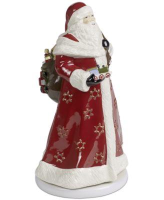 Christmas Toy's Memory Musical Turning Santa