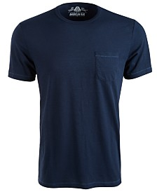 American Rag Men's Slub Pocket T-Shirt