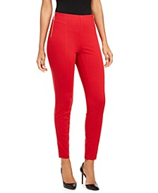 INC Curvy-Fit Skinny Pants, Created for Macy's