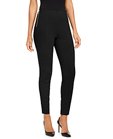 INC High-Waist Skinny Pants in Curvy, Created for Macy's