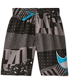 Nike Big Boys Mash Up Breaker Swim Trunks