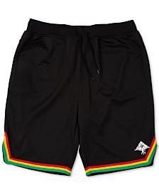 LRG Men's Banton Mesh Shorts