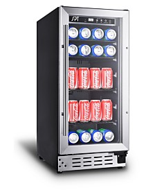 SPT 92-Can Under-Counter Beverage Cooler Commercial Grade