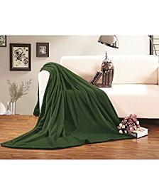 Elegant Comfort Super Silky Soft - Sale - All Season Super Plush Luxury Fleece Blanket King/California King
