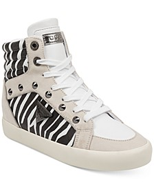 Porcia High-Top Sneakers
