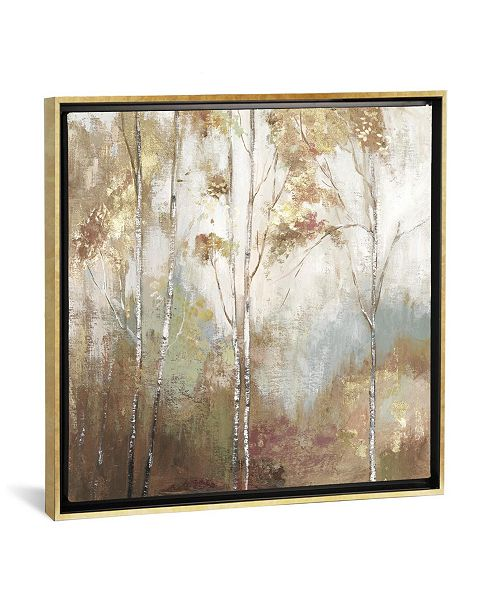 "iCanvas Fine Birch Ii by Allison Pearce Gallery-Wrapped Canvas Print - 26"" x 26"" x 0.75"""