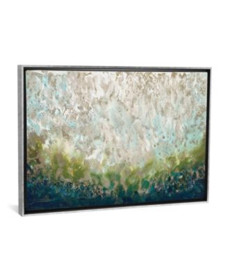 Liquid Forrest by Blakely Bering Gallery-Wrapped Canvas Print - 26