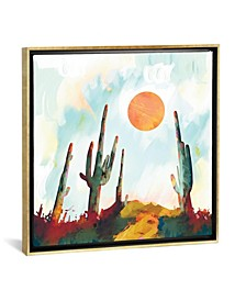 """Desert Day by Spacefrog Designs Gallery-Wrapped Canvas Print - 26"""" x 26"""" x 0.75"""""""