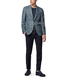 BOSS Men's Janson7 Regular-Fit Jacket