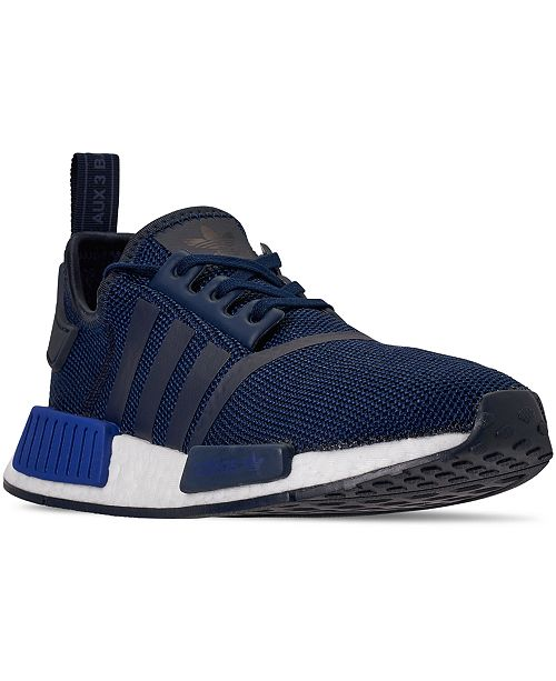 adidas Big Boys' Nmd Casual Sneakers from Finish Line | NMDs