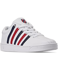 K-Swiss Men's Court Pro II Casual Sneakers from Finish Line