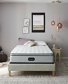 "Beautyrest BR800 12"" Plush Euro Top Mattress- Twin"