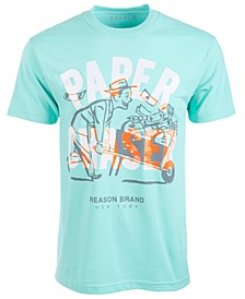 Men's Paper Chaser Graphic T-Shirt
