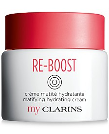 My Clarins Re-Boost Matifying Hydrating Cream, 1.7 oz.