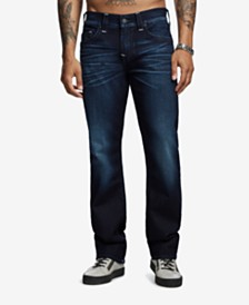 True Religion Men's Ricky No Flap Jeans