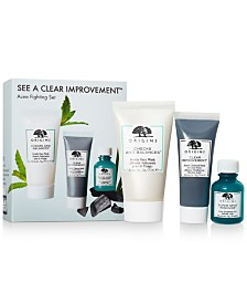 Origins 3-Pc. Acne Fighting Set