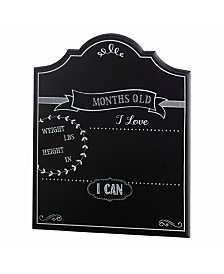 Lillian Rose Baby Monthly Chalkboard Sign