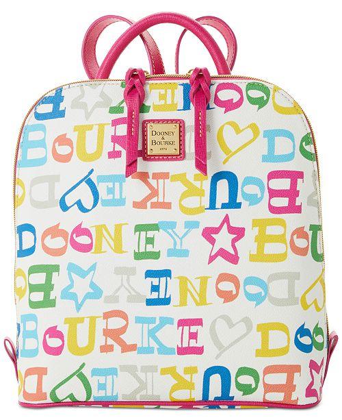 Dooney & Bourke Novelty Pod Backpack
