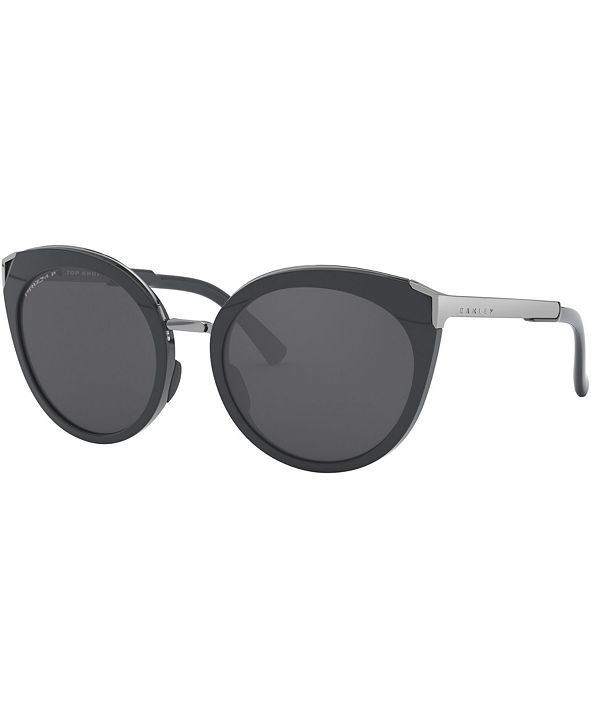 Oakley TOP KNOT Polarized Sunglasses, OO9434 56