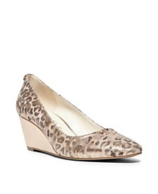 Anne Klein Isley Wedge Pumps