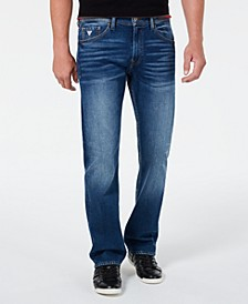 Men's Harmon Straight-Fit Jeans