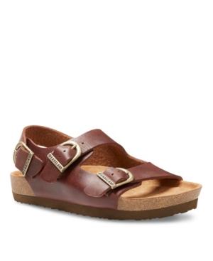Eastland Women's Charlestown Double Strap Sandals Women's Shoes