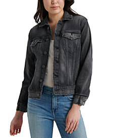 Lucky Brand The Tomboy Trucker Jacket