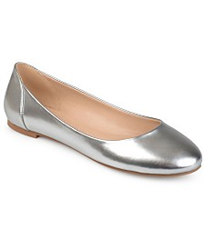 Journee Collection Women's Comfort Kavn Flats