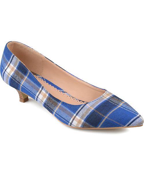 Journee Collection Women's Bohme Heels