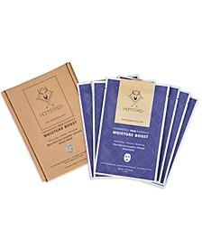 Moisture Boost Sheet Mask Set for Men, 6ct