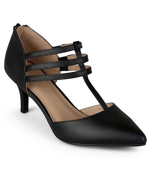 Journee Collection Women's Pacey Heels