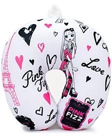 Girls Soft Microbeads Neck Pillow