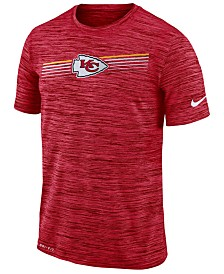 Nike Men's Kansas City Chiefs Legend Velocity T-Shirt