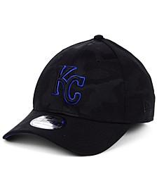 Kansas City Royals Tonal Camo 39THIRTY Cap