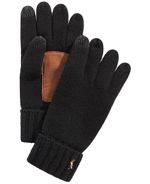 Polo Ralph Lauren Men's Tech Touch Gloves