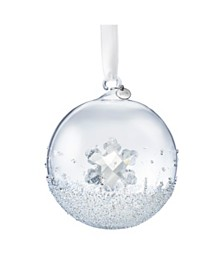 Swarovski Annual Edition 2019 Christmas Ball Ornament