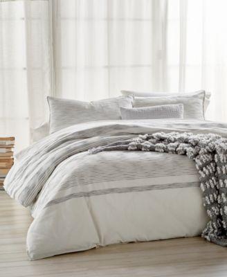 Pure Woven Stripe Standard/Queen Sham